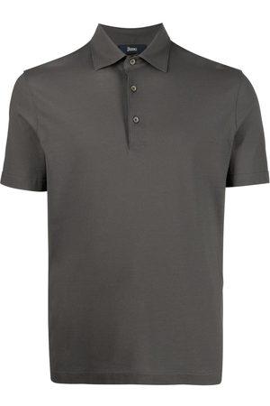 Herno Short-sleeve polo shirt