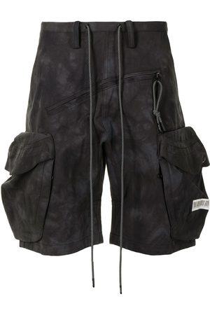 Mostly Heard Rarely Seen Pullover cargo shorts