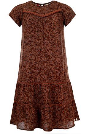 Looxs Revolution Meisjes Lange jurken - Maxi jurk chiffon voor meisjes in de kleur