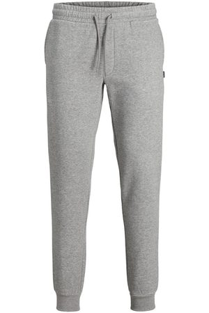 Jack & Jones Heren Joggingbroeken - Gordon Soft Sweatpants Heren Grijs
