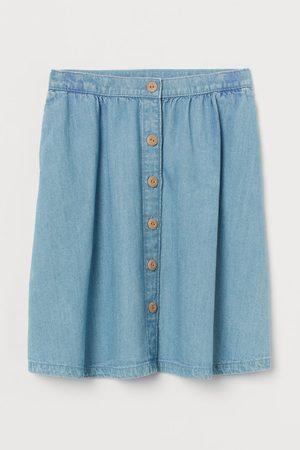 H&M Jeansrok met lyocell