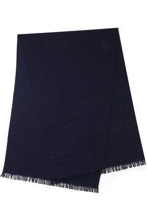 adidas Jacquard fringed scarf