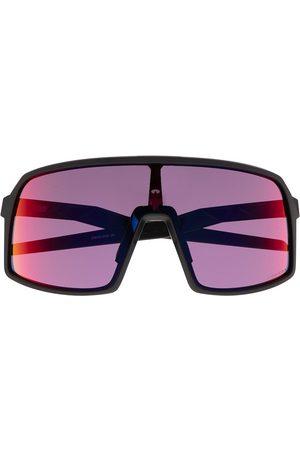 Oakley Oversized aviator sunglasses