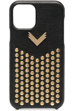 adidas Studded leather iPhone 11 Pro case