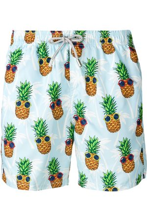 adidas Summer pineapple swimming shorts