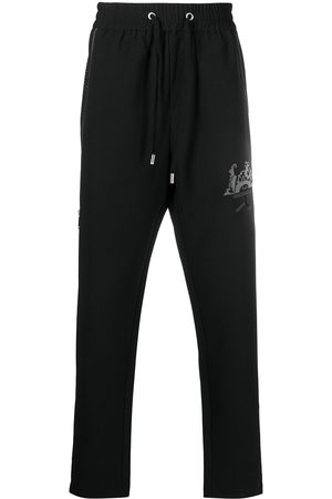 adidas Logo embroidered track pants