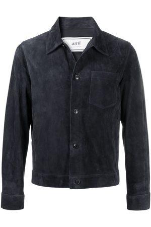 adidas Suede overshirt jacket