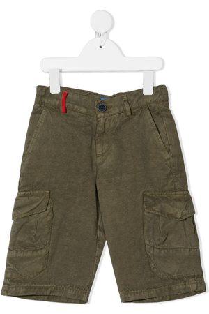adidas Side flap-pocket cargo shorts