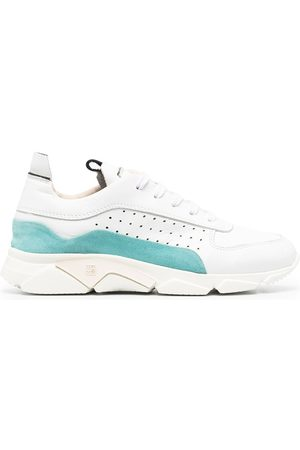 adidas Lace-up leather sneakers