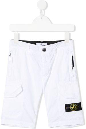 adidas Logo-patch bermuda shorts