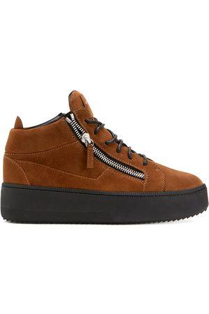 adidas Frankie platform sneakers