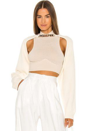 adidas Ava Knit Bolero Pullover in