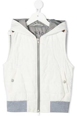 Brunello Cucinelli Zipped-up padded gilet