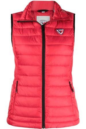 Rossignol Dames Bodywarmers - High-neck padded gilet