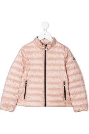 Moncler Meisjes Donsjassen - Zipped padded jacket