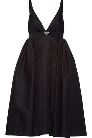 Prada Re-Nylon flared dress