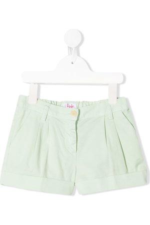 Il gufo Meisjes Shorts - Slim-fit tailored shorts