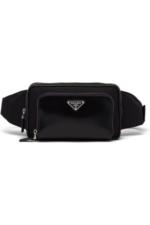 Prada Triangle-logo belt bag