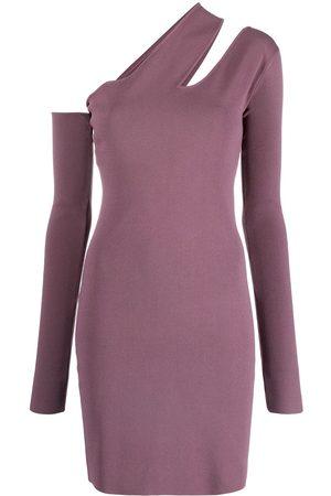 Nanushka One-shoulder mini dress