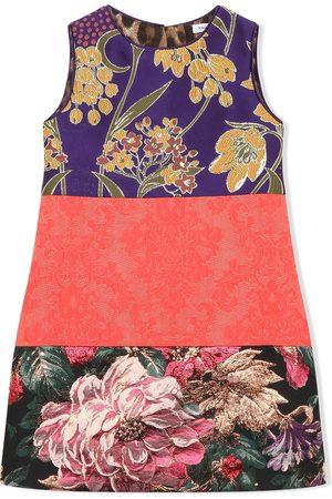 Dolce & Gabbana Floral-print shift dress