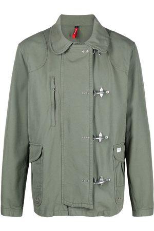 FAY Hook clasp jacket