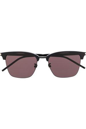 Saint Laurent Half rim sunglasses