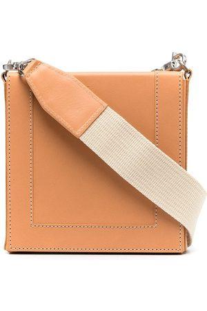 Ami Square-shape shoulder bag