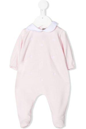 LITTLE BEAR Embroidered cotton pajama