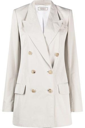 Nina Ricci Oversized double-breasted blazer