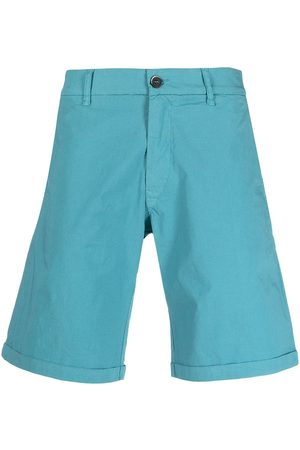 BARENA Straight-leg cotton shorts