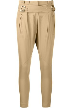 Christian Dior 2000s pre-owned slim-fit trousers