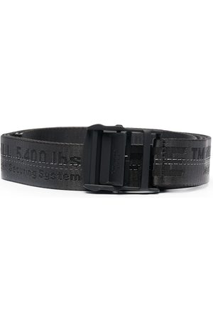 OFF-WHITE Jacquard logo Industrial belt