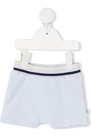 HUGO BOSS Logo print shorts