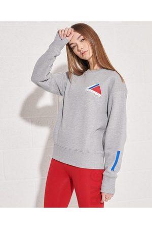 Superdry Mountain Sport sweatshirt met ronde hals