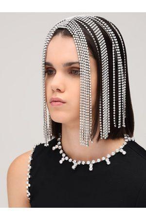 AREA Dames Haaraccessoires - Crystal Bob Hair Piece