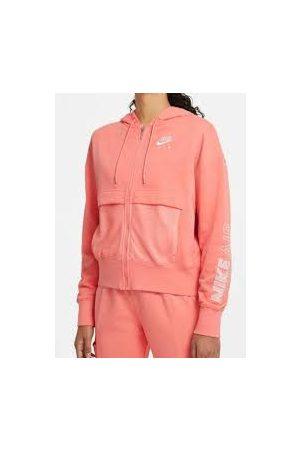 Nike Dames Sweaters - Air women's full-zip top cz8618-693