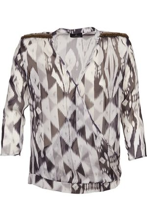 One Step Blouse CREPUSCULE