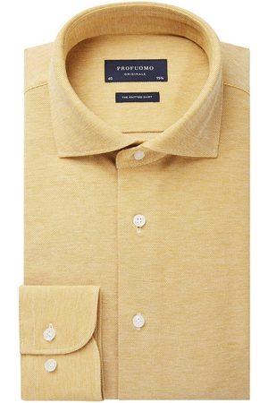 Profuomo Heren Overhemden - Heren knitted overhemd Originale