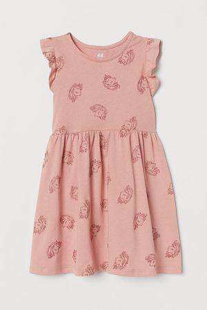 H&M Tricot jurk