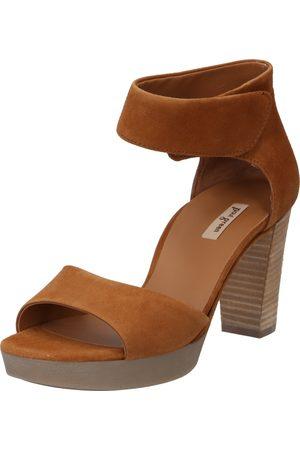 Paul Green Dames Sandalen - Sandalen met riem