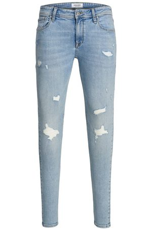 Jack & Jones Heren Skinny - Tom Original Na 411 Skinny Jeans Heren Blauw