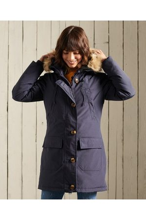 Superdry Dames Korte jassen - Rookie Down parka
