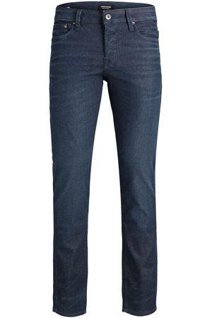 Jack & Jones Heren Slim - Tim Icon Jj 265 Slim/straight Fit Jeans Heren Blauw