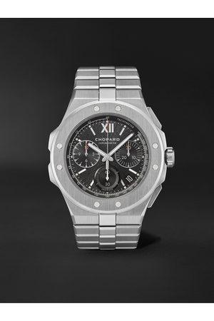 Chopard Alpine Eagle XL Chrono Automatic 44mm Lucent Steel Watch, Ref. No. 298609-3002