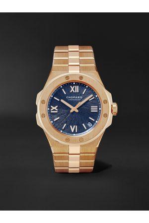 Chopard Heren Horloges - Alpine Eagle Large Automatic 41mm 18-Karat Rose Gold Watch, Ref. No. 295363-5001