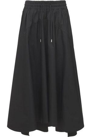 Nike Dames Maxi rokken - Esc Long Skirt