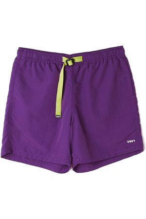 Obey Easy Relaxed Trek Short heren casual short