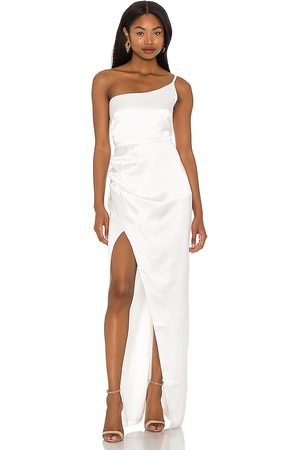 Nookie Grace One Shoulder Gown in