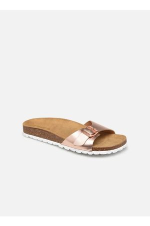 ONLY ONLMADISON METALLIC LEATHER SLIP ON by