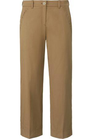 Brax Wide Fit-7/8-broek model Maine S wijde pijpen Feel Good